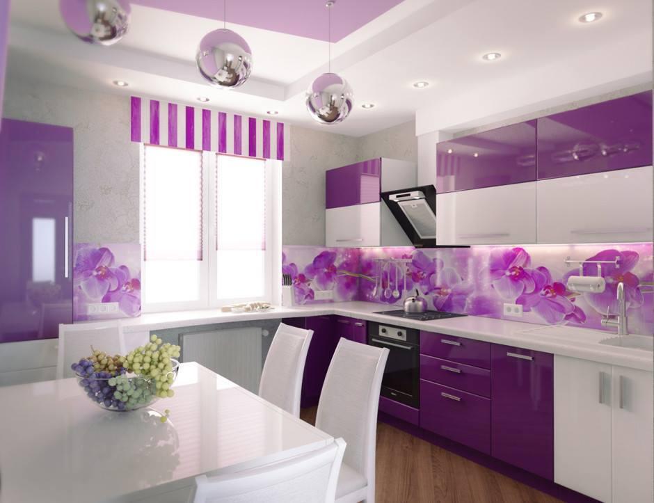10 không gian bếp màu sắc sang trọng tuyệt đẹp