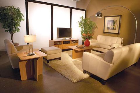 Vài mẫu phòng khách đẹp, sang trọng - P1