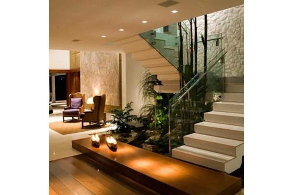 Vài mẫu cầu thang mang phong cách hiện đại - P1